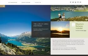 網站制作之場景圖搭配設計