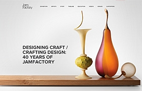 網站制作之JamFactory產品設計