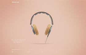 網頁設計之音樂網站